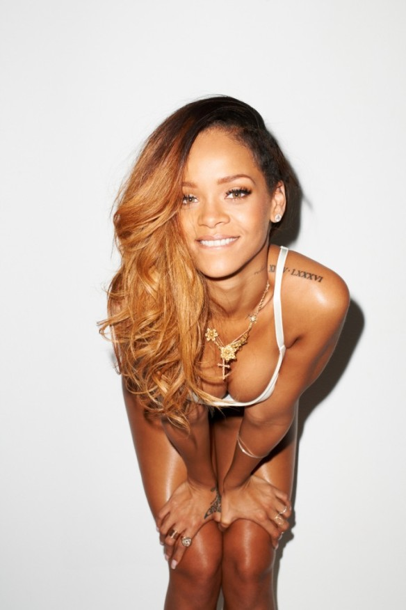 Woman Crush Wednesday: Rihanna